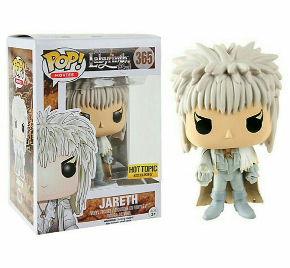 POP! Movies Labyrinth JARETH (White Outfit exclusive)