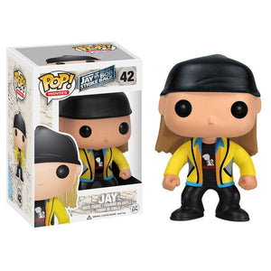POP! Movies Jay & Silent Bob Strike Back JAY