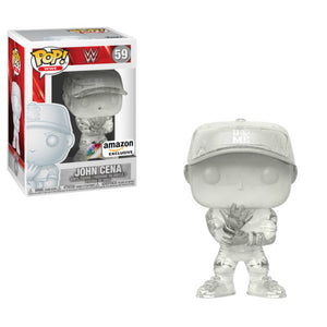 POP! WWE JOHN CENA (Invisible exclusive)