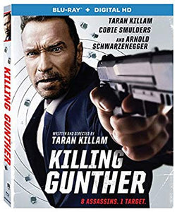 KILLING GUNTHER Blu-Ray w/Slipcover
