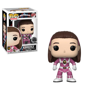 POP! Television Power Rangers 25th Anniversary Kimberly (PRE-ORDER)