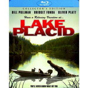 LAKE PLACID Collector's Edition Blu-Ray