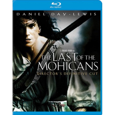 LAST OF THE MOHICANS (Director's Definitive Cut) Blu-Ray