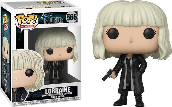 POP! Atomic Blonde Lorraine 2-Pack bundle