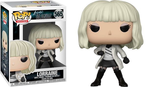 POP! Atomic Blonde Lorraine (White Coat)