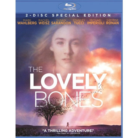 THE LOVELY BONES 2-Disc Special Edition Blu-Ray