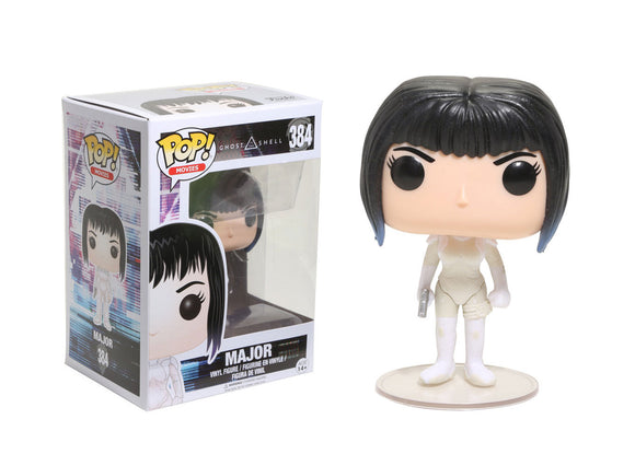 POP! Movie Ghost In The Shell MAJOR  (NOT Mint)