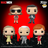 POP! Television Mad Men DON DRAPER 1 (PRE-ORDER)