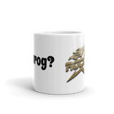 "Rockfile Radio ""Got Prog?"" 2-sided Mug"