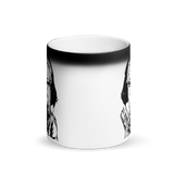 Rockfile 2019 Anniversary Magic Mug B&W