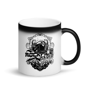 Rockfile Radio 2018 Anniversary Magic Mug