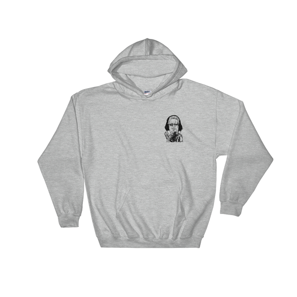 Rockfile 2019 Anniversary Hooded Sweatshirt 2-sided (rockfile)