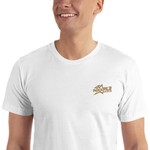 Rockfile Radio Logo Embroidered T-Shirt