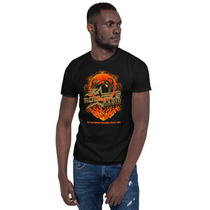 Rockfile Radio Explorer Short-Sleeve Unisex T-Shirt