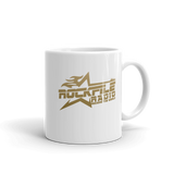 Rockfile Radio Logo 2-sided Mug