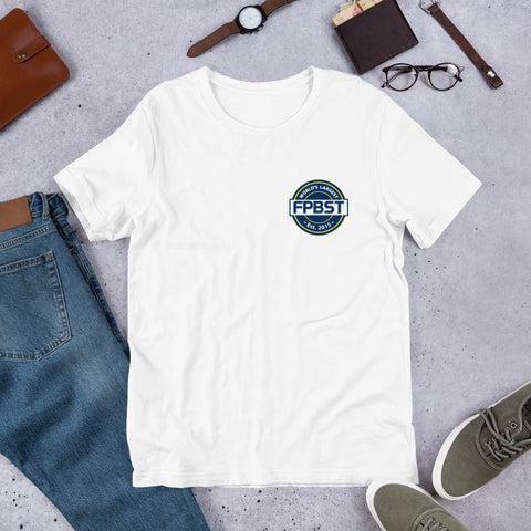 FPBST POCKET LOGO Short-Sleeve Unisex T-Shirt