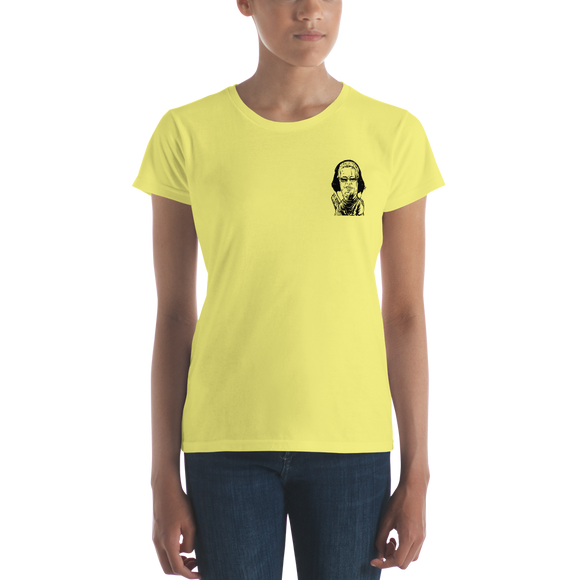 Rockfile 2019 Anniversary Women's short sleeve 2-sided t-shirt (rockfile)