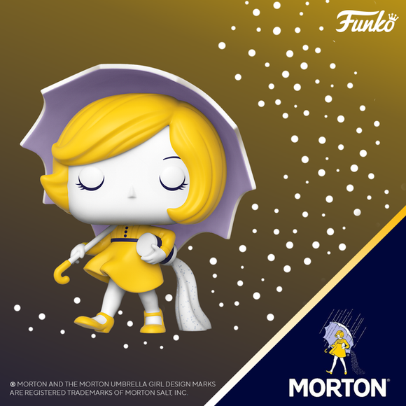 POP! Ad Icons MORTON SALT GIRL (PRE-ORDER)