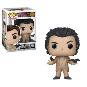 POP! Television American Gods Mr. Wednesday