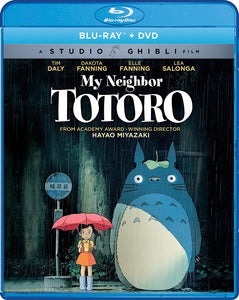 MY NEIGHBOR TOTORO Blu-Ray