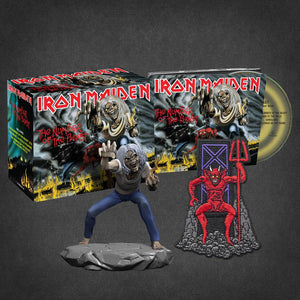 Iron Maiden - The Number Of The Beast (Remastered) Deluxe Edition