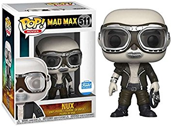 POP! Movies Mad Max Fury Road NUX (exclusive)