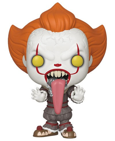 POP! Movies It Chapter 2 PENNYWISE WITH DOG TONGUE (PRE-ORDER)