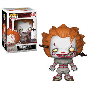 POP! Movies It: Pennywise with Wrought Iron (exclusive)