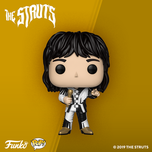 POP! Rocks The Struts LUKE SPILLER