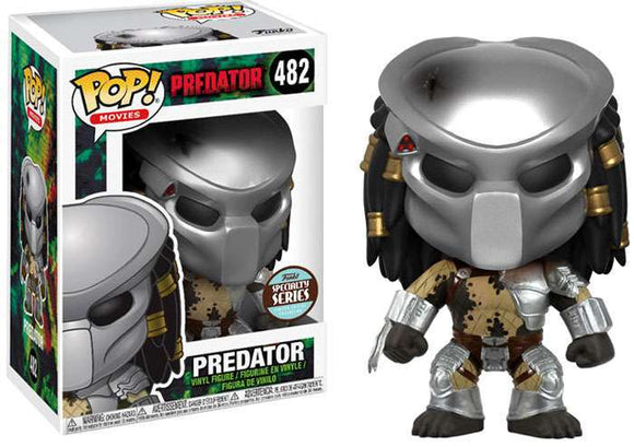 POP! Movies Predator PREDATOR (Masked) (Specialty Series)