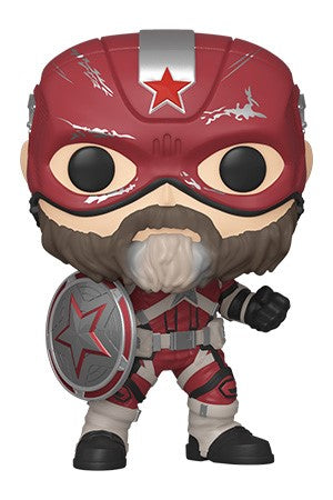 POP! Marvel Black Widow RED GUARDIAN (PRE-ORDER)