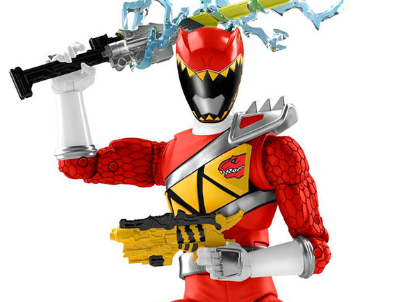 Power Rangers Lightning Collection 6-Inch Figures Wave 1: RED RANGER (PRE-ORDER)