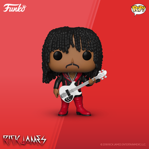 POP! Rocks RICK JAMES (PRE-ORDER)