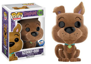 POP! Animation Scooby-Doo SCOOBY-DOO (flocked exclusive)
