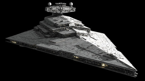 Star Wars STAR DESTROYER Lighting 1:5000 Scale Model Kit (PRE-ORDER)