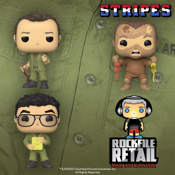POP! Movies Stripes Bundle 3-Pack (PRE-ORDER)