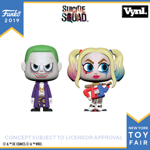 Vynl. Suicide Squad - The Joker & Harley Quinn (PRE-ORDER)