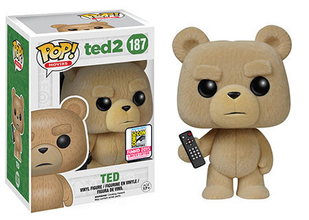 POP! Movies Ted TED (flocked)