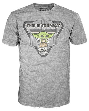 FUNKO TEE: The Child The Way (PRE-ORDER)