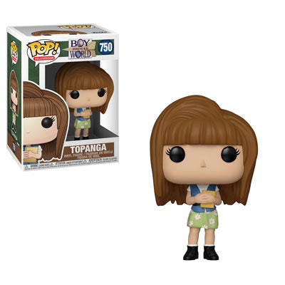 POP! Television Boy Meets World: TOPANGA (PRE-ORDER)