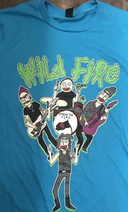 "Wild Fire ""Wild And Fire"" T-Shirt"