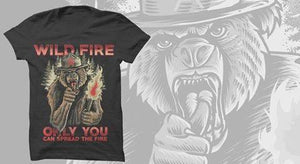 "Wild Fire ""Spread The Fire"" T-Shirt"
