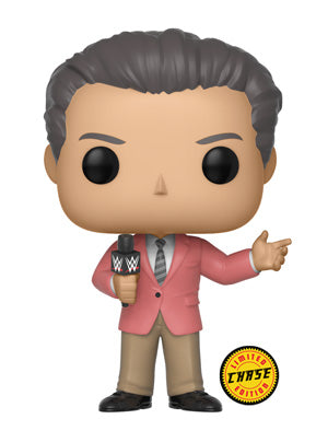 POP! WWE Vince McMahon CHASE 2-Pack