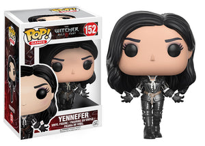 POP! Games The Witcher III Wild Hunt YENNEFER