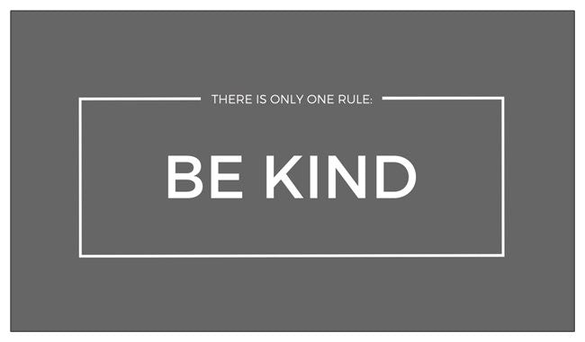 There Is Only One Rule: Be Kind (30 pack) - kindmarket