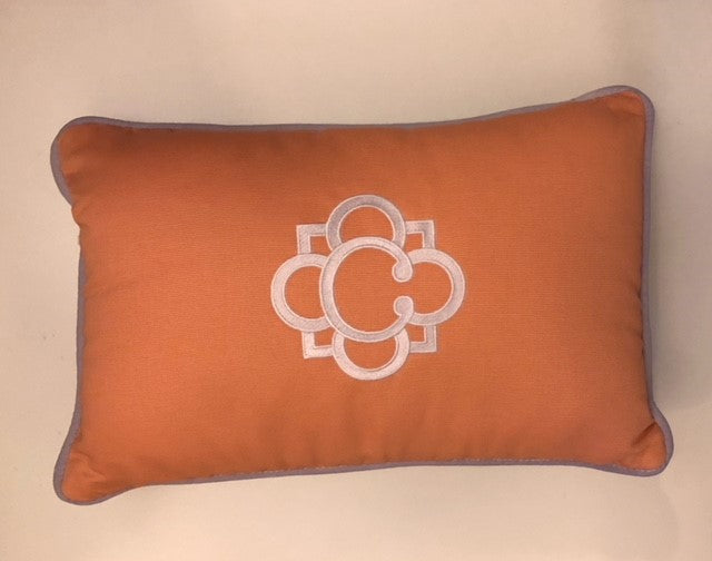 The Carolina Inn Decorative Pillow