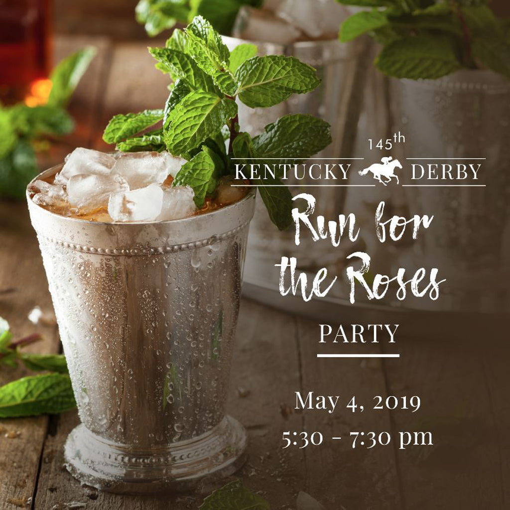 Kentucky Derby Run for the Roses Party