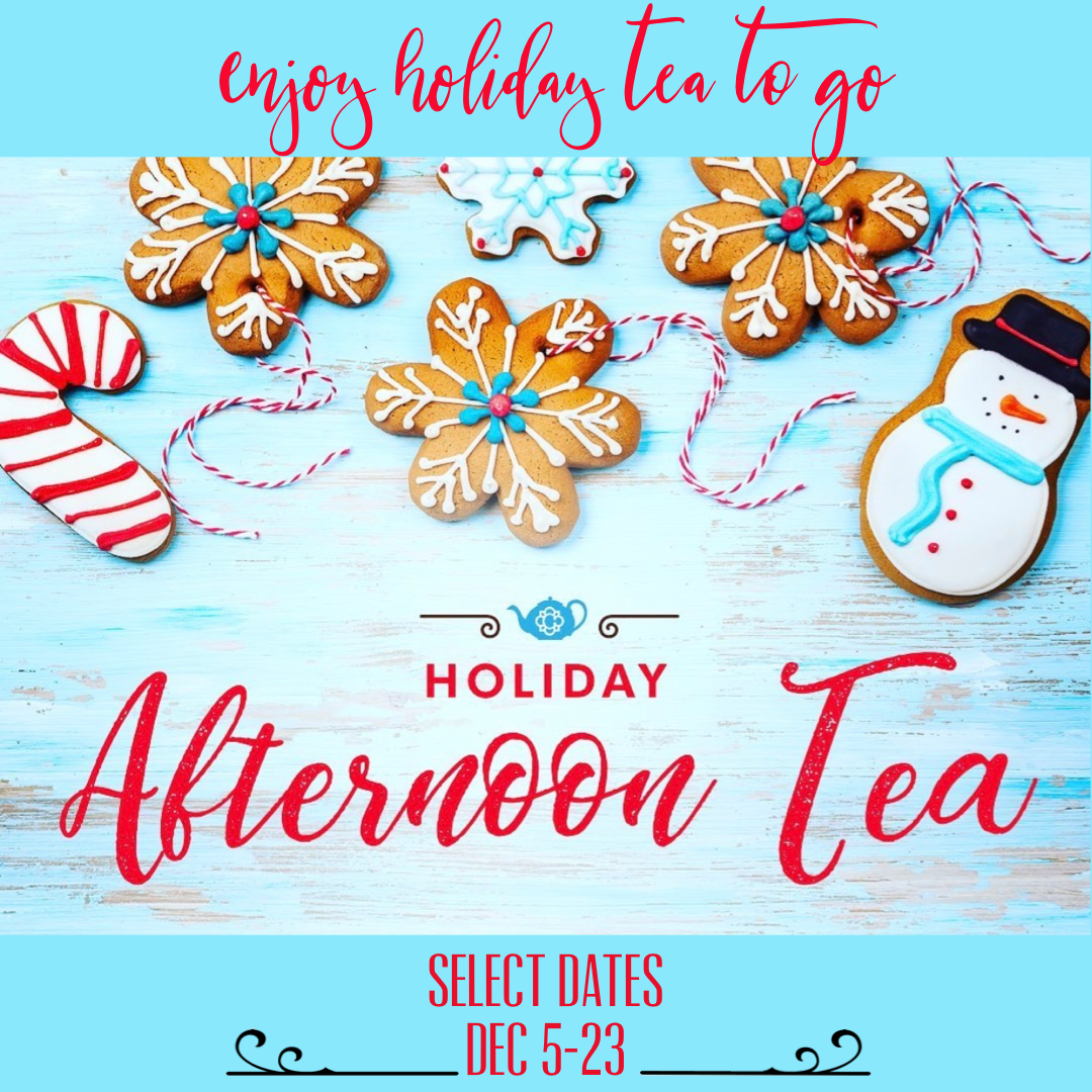 Holiday Tea To-Go