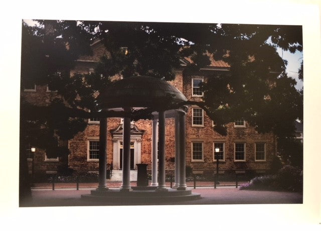 Old Well & South Ram Photographic Print