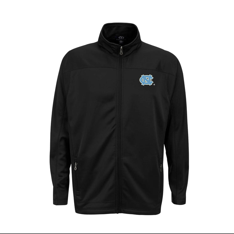 Carolina Black Zipper Jacket